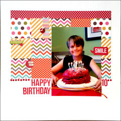 Happy Birthday - 10