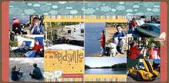 Camping at Lake Reidsville