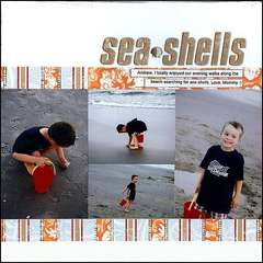 Sea Shells (ST Vacation)