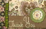40th Wedding Anniversary Thank You Album - cover