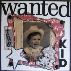 WANTED the KID