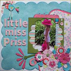 little miss Priss