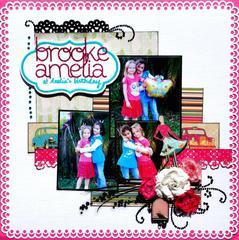 Brooke & Amelia
