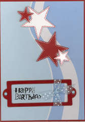 HS Birthday card