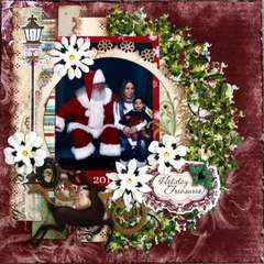 Holiday Treasures *Bo Bunny*