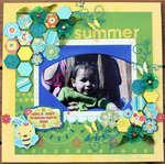 Summer *Bo Bunny DT*