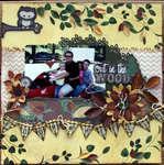 Four Wheelin *Bo Bunny DT*