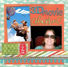 3D Movie Adventure