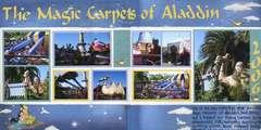 The Magic Carpets of Aladdin