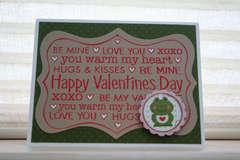 Happy Valentine's Day Froggie