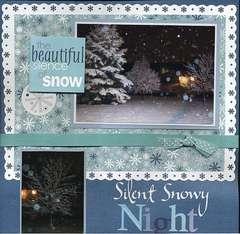 Silent Snowy Night