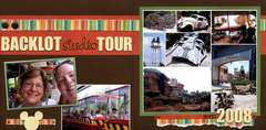Backlot Studio Tour