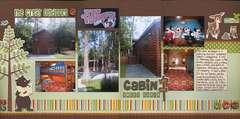 Cabin Sweet Cabin