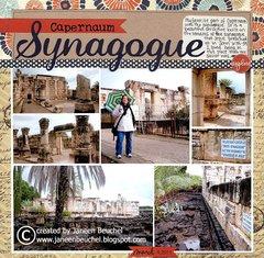 Capernaum Synagogue