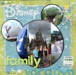 Disney Family Vacation