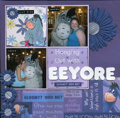 Hanging Out With Eeyore