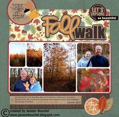 Fall Walk 2010