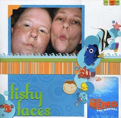 Fishy Faces