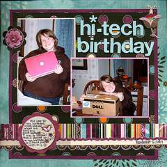 Hi-Tech Birthday