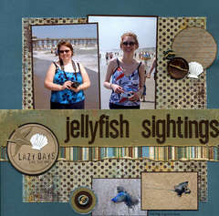 Jellyfish Sightings