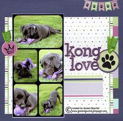 Kong Love