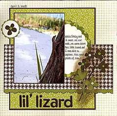 Lil' Lizard