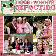 Look Whoo's Expecting