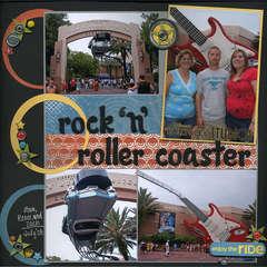 Rock 'n' Roller Coaster