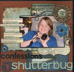 Confessions of a Shutterbug