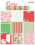 Retro Christmas by TPC Studio for Colorbok