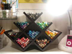 My Copic Storage