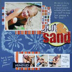 Sun & Sand *Cherry Arte*
