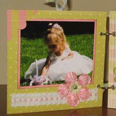FlowerGirl Mini Album - pg1