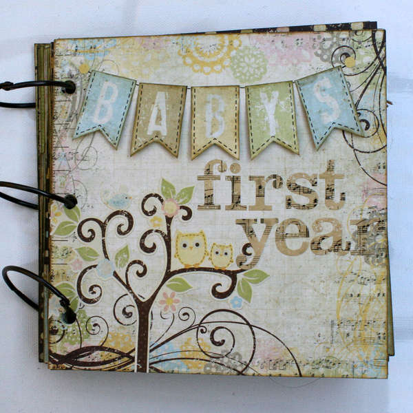 Baby Book Cover Page Ideas ~ Other baby book