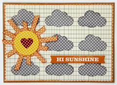 Hi Sunshine!