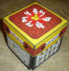 Disney Exploding Box 1