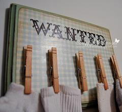 Lost Sock Sign/Board