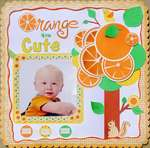 Orange You Cute