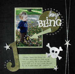 Boy Bling