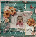 Easter Cutie **SEM DT Spring Blog Hop**