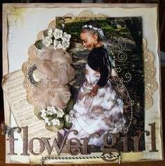 **Swirlydoos** Flower girl twirl