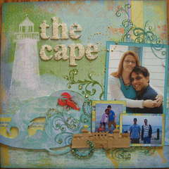 the cape escape 2009