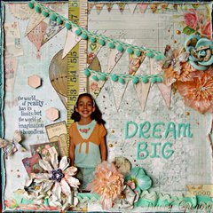 Dream Big **ScrapThat! May Anniversary Kit**