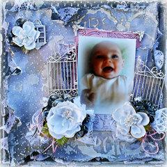 Angel Baby **C'est Magnifique February Kit**