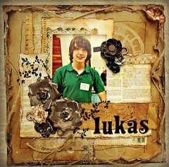 Lukas **Flying Unicorn**