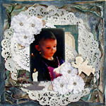 Let Peace Begin with Me **ScrapThat! December Kit