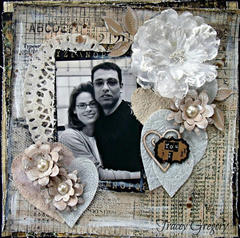 You and I **DT work for ScrapThat! February Kit**
