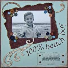 100% beach boy