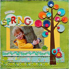 Embracing spring