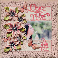 Once Upon A Time***Heartfelt Creations***